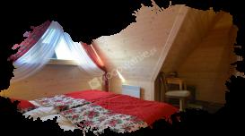 Białka Tatrzańska, domki, sypialnia 2