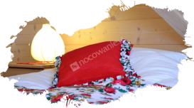 Białka Tatrzańska, domki, sypialnia 4