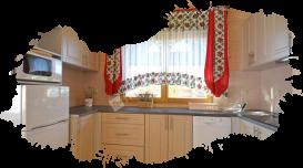 Białka Tatrzańska, domki, kuchnia 3